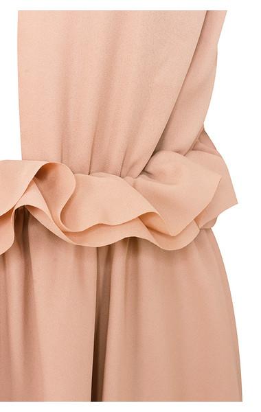 blush serenity dress