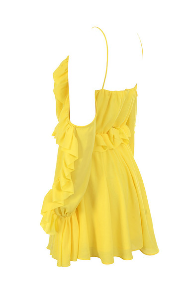serenity in yellow