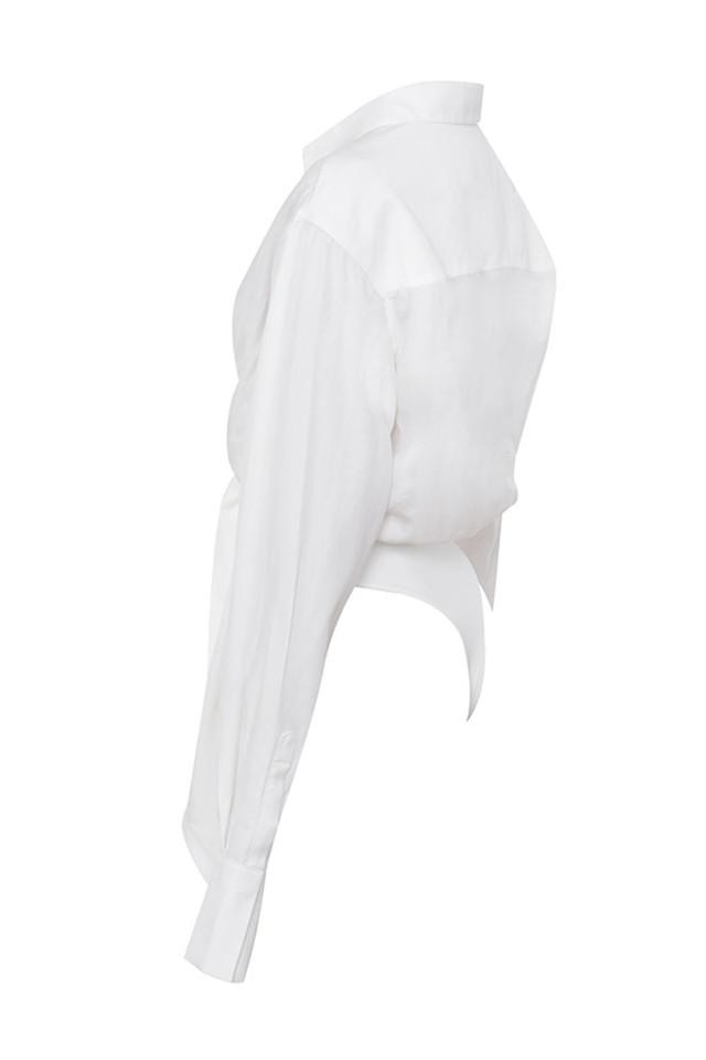 amelia in white