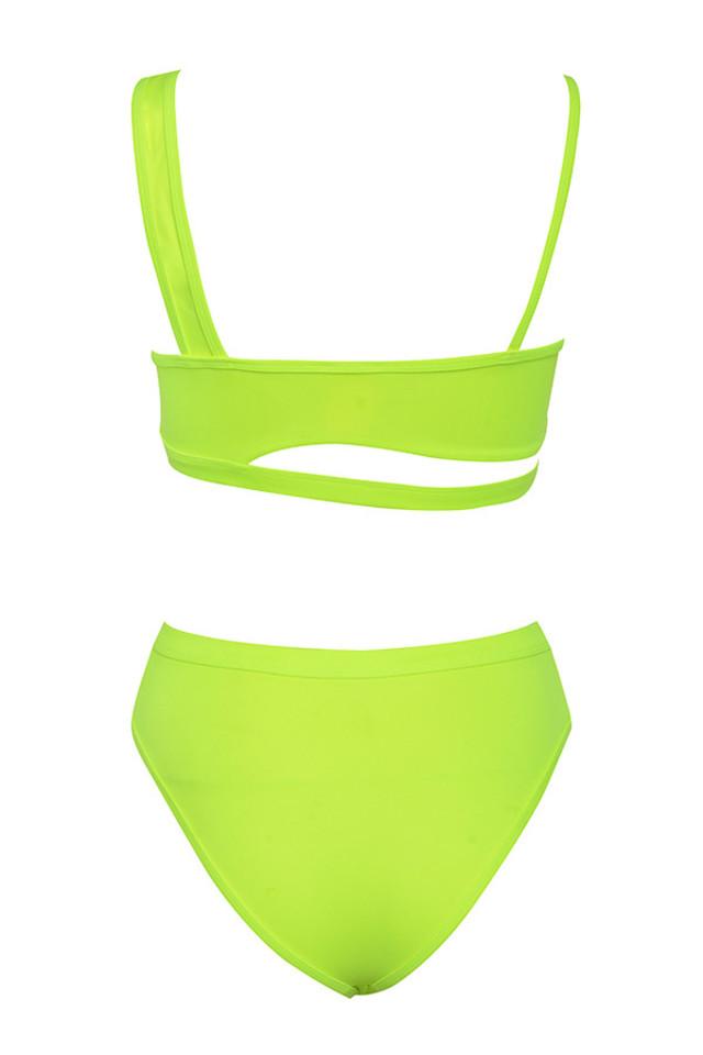 aphrodite bikini in yellow
