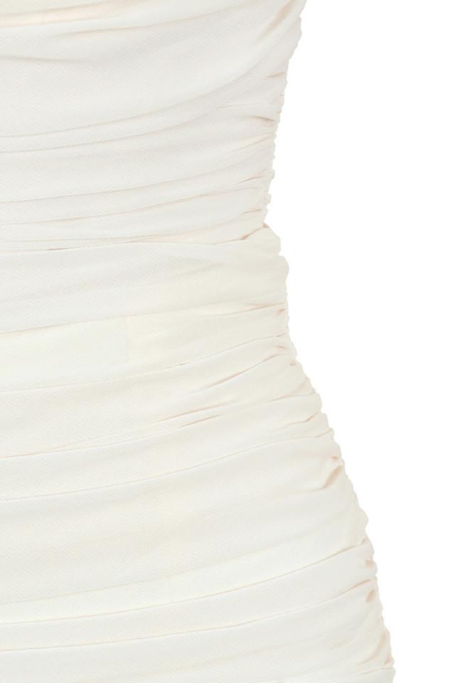 ivory carlotta dress