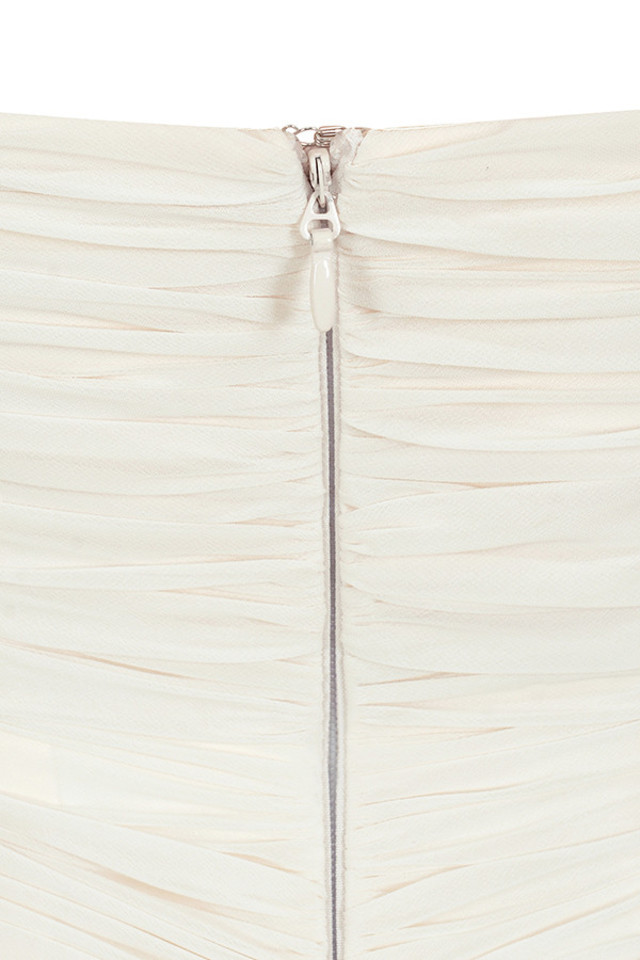carlotta ivory dress