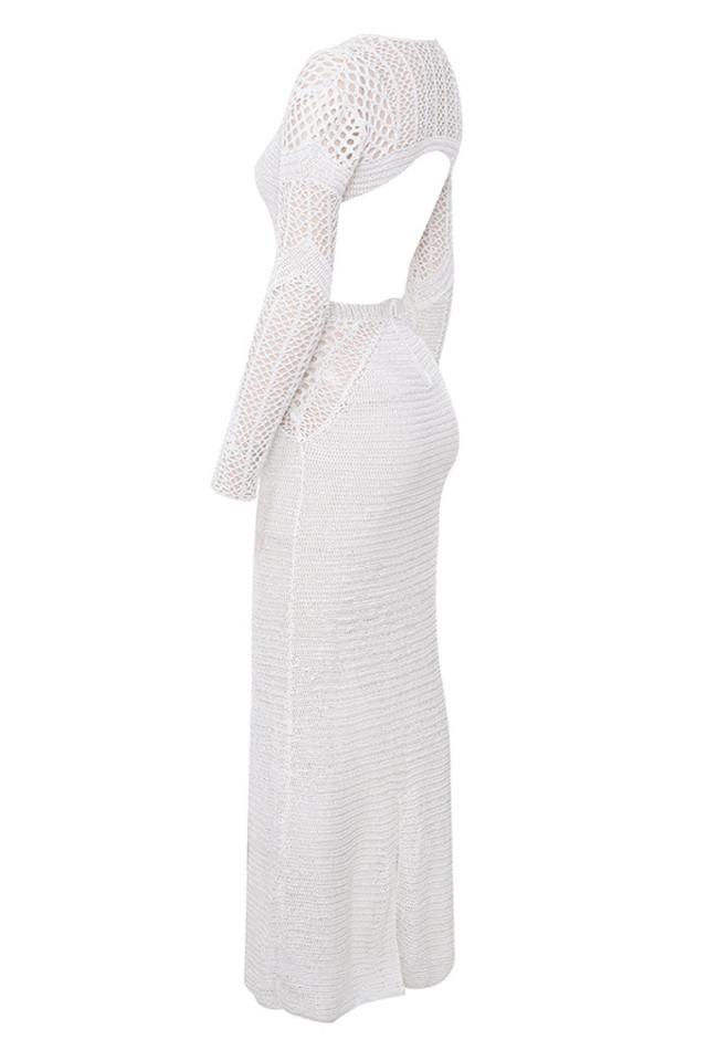 graciela in white