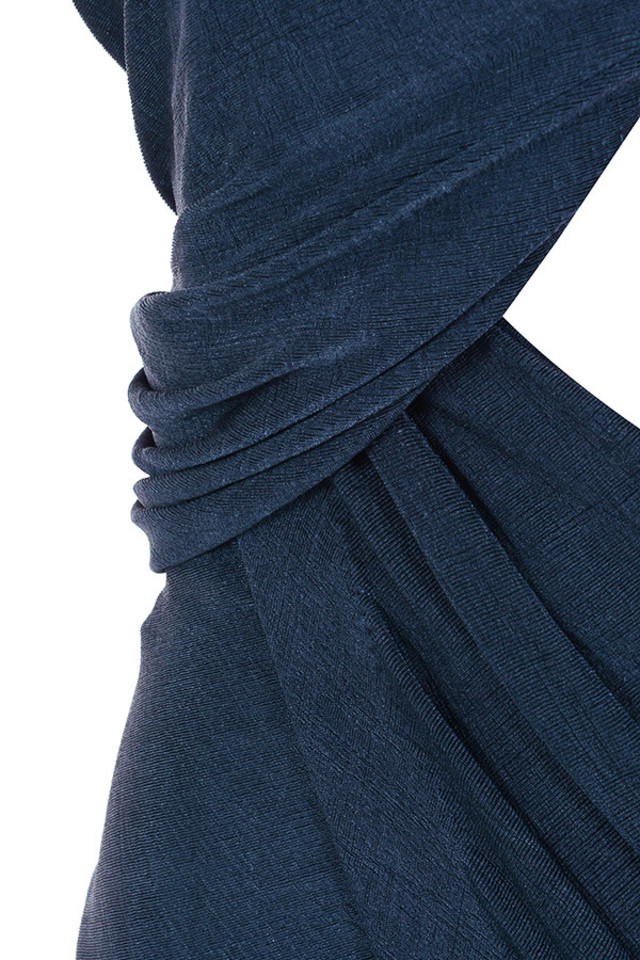 navy josephine dress