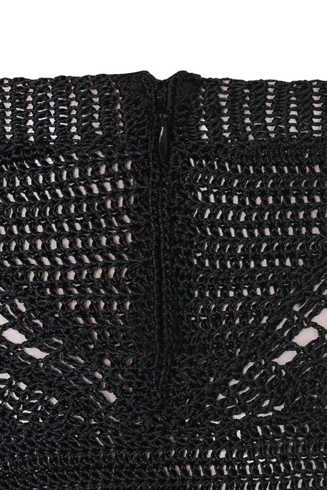lorena black dress