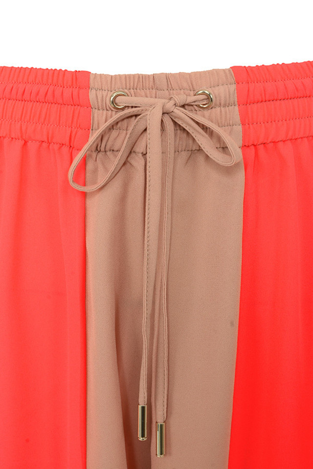 coral margot trousers