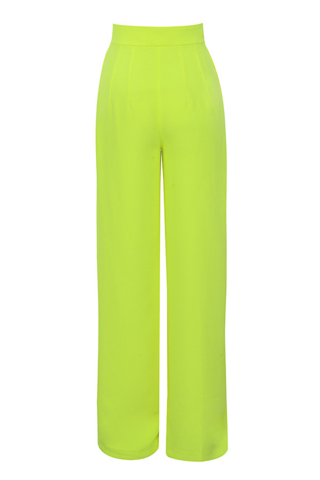 marsha trousers in neon