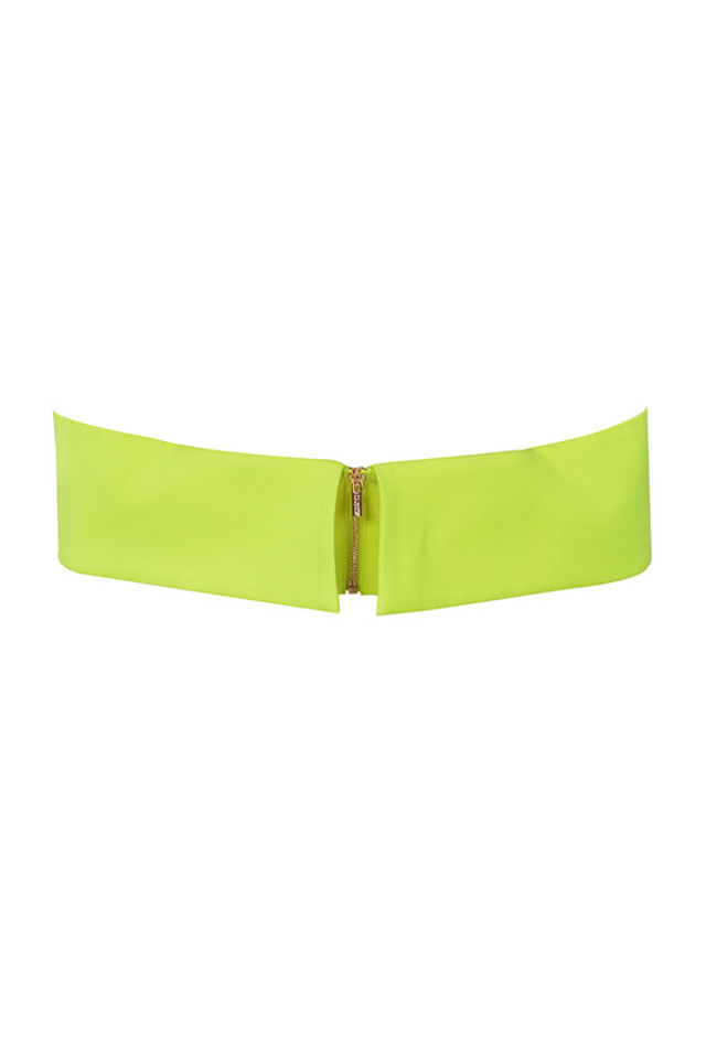 melissa top in neon