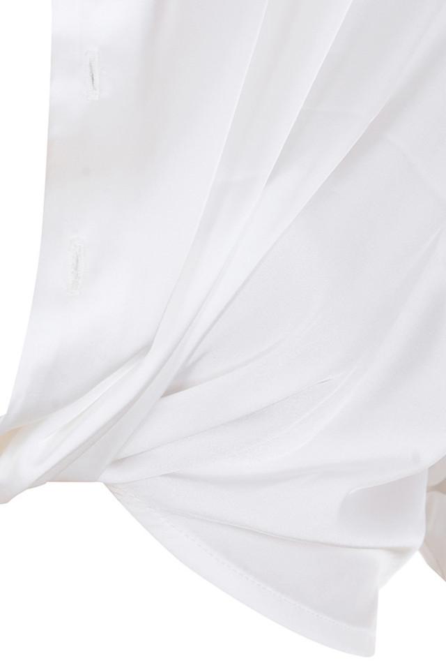 white miguela top