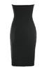 jaleesa dress in black