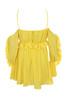 serenity dress in yellow