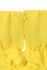serenity yellow dress