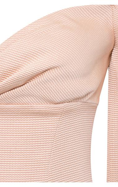 blush alliah dress