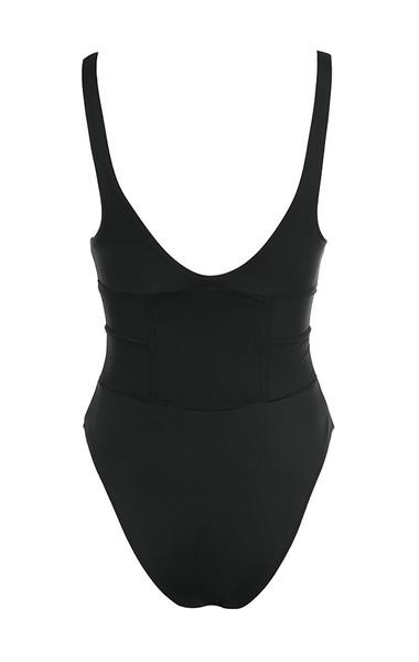 delphi swim in black