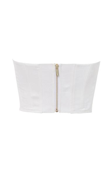 juana top in white