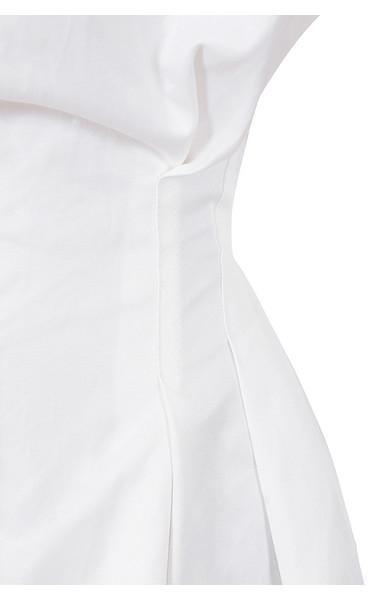 white maddalena dress