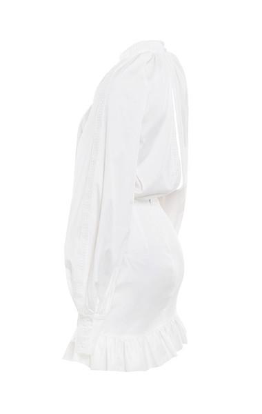 sheryll in white
