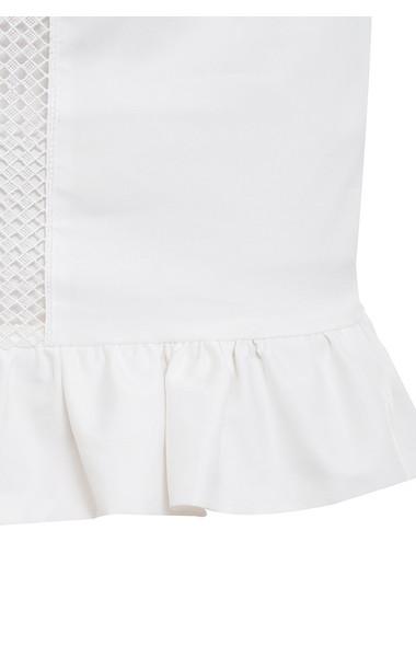 sheryll white dress