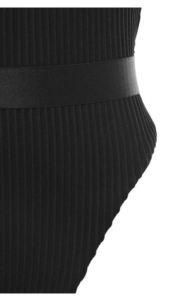 black waterboy bodysuit