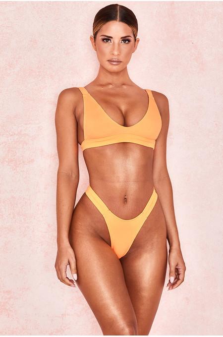 Juno Scoop Neck Vest Bikini