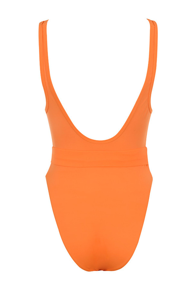 appollonia bodysuit in orange