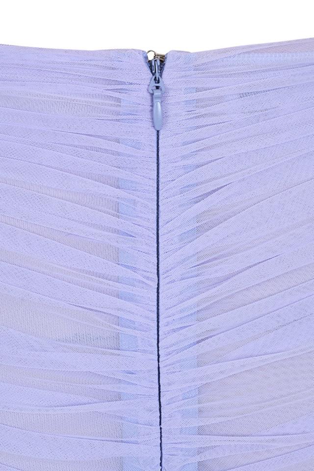lilac aubrey skirt