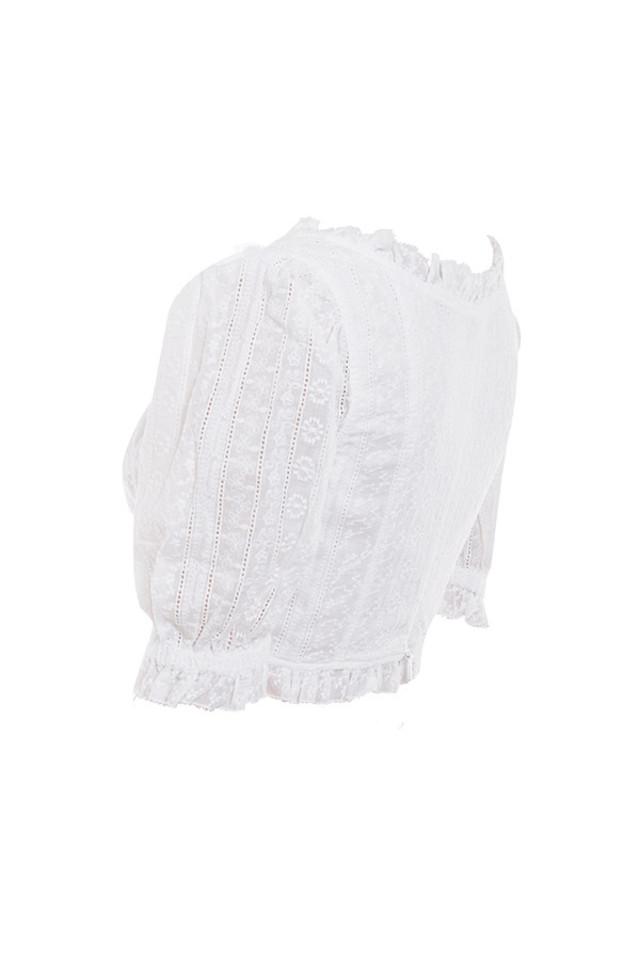 cecilia in white