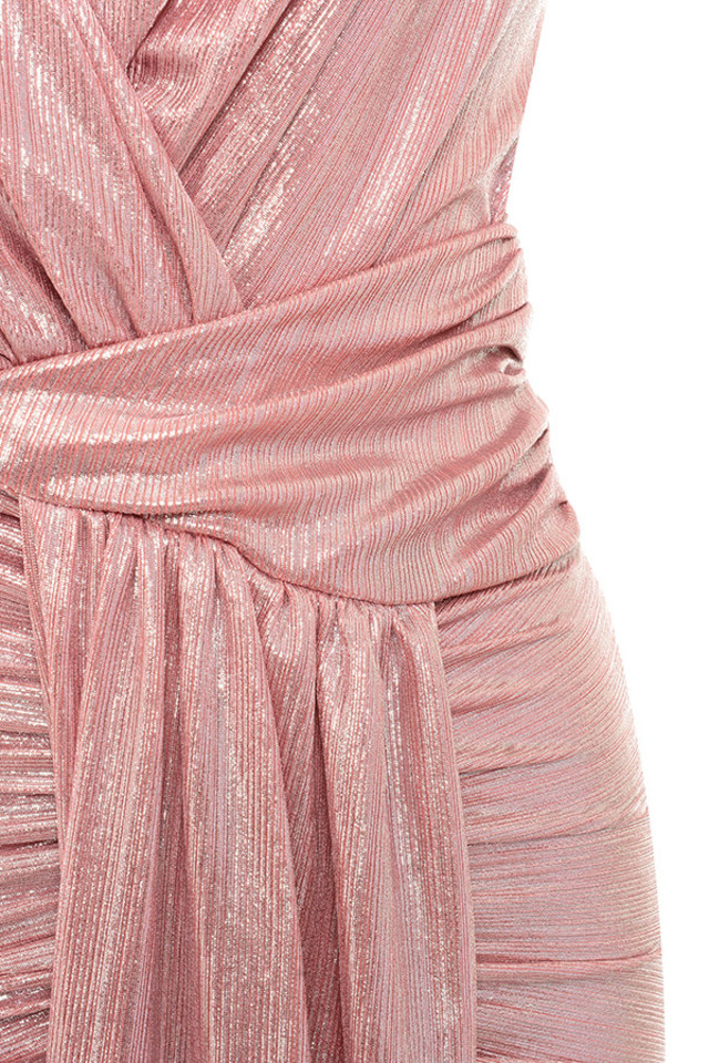 pink ciara dress
