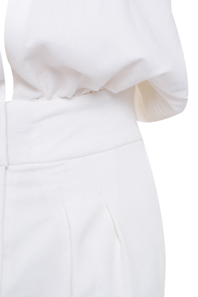 white delilah jumpsuit