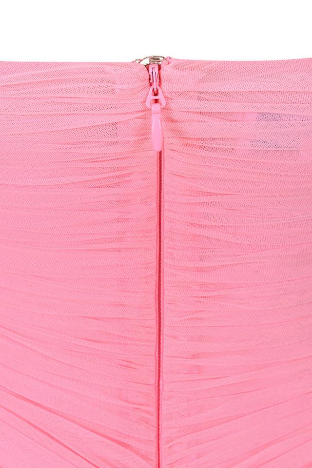 fornarina pink dress