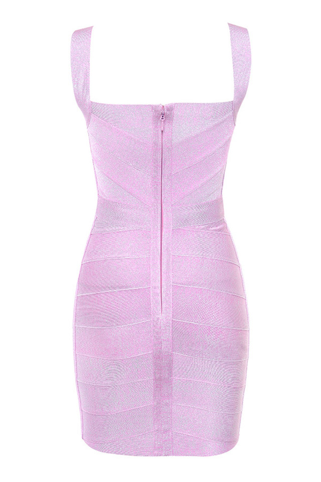 jemima dress in lilac