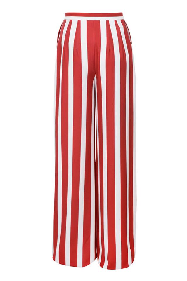 joclyn bottoms in red