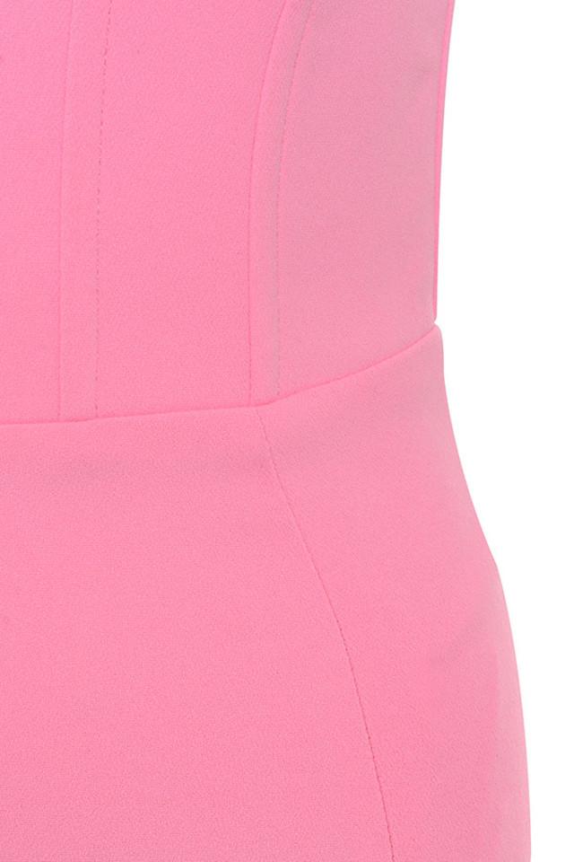 pink niaz dress