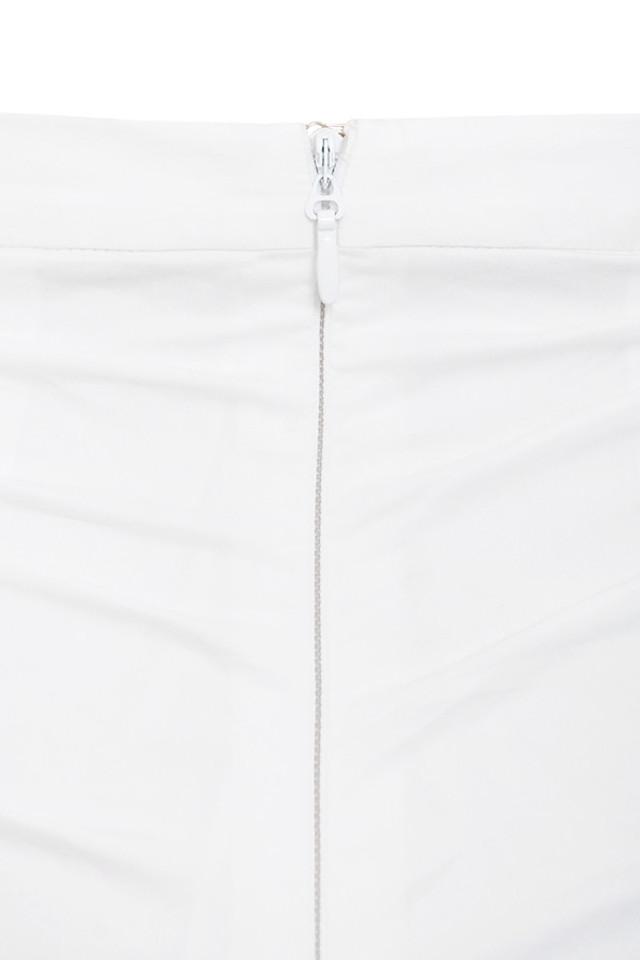 white petya skirt