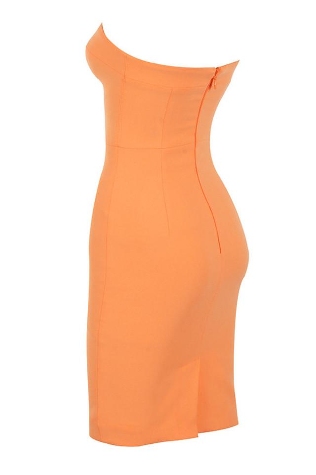 rinah in orange