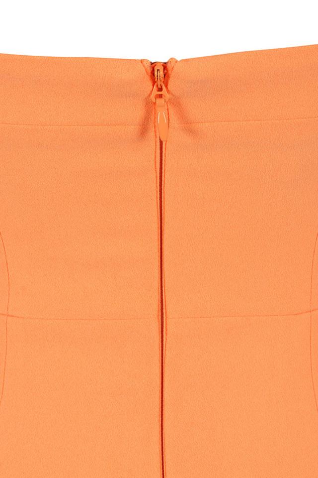rinah orange dress
