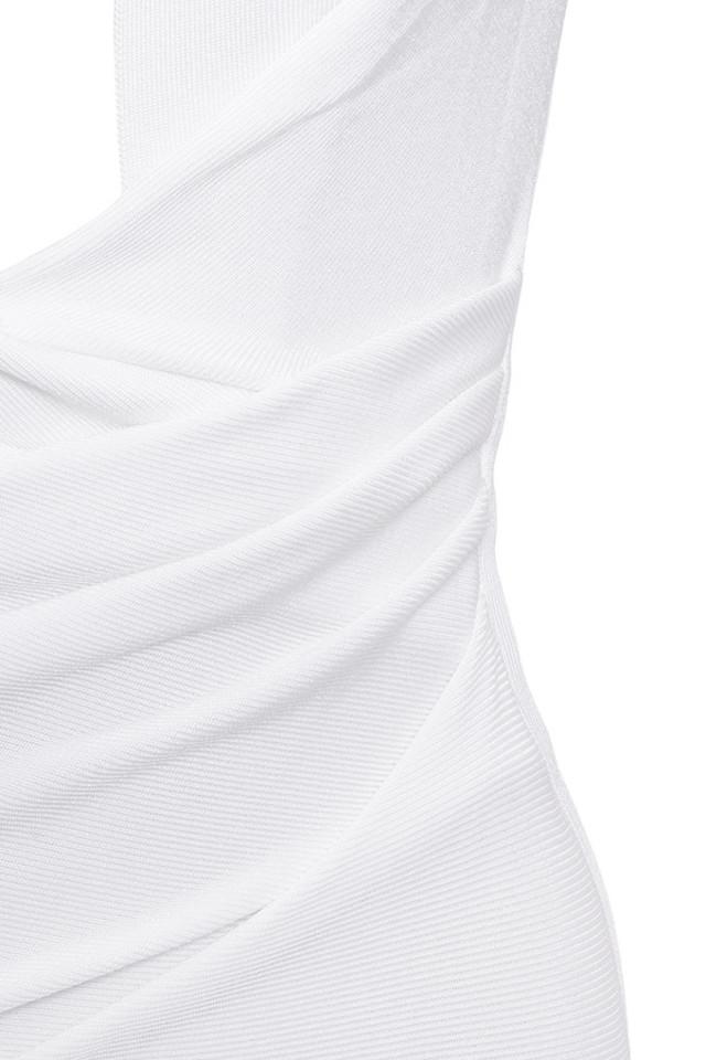 white selune dress