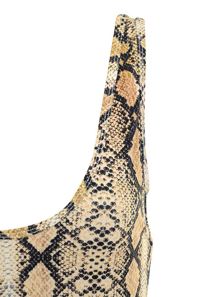 snakeskin wayfarer