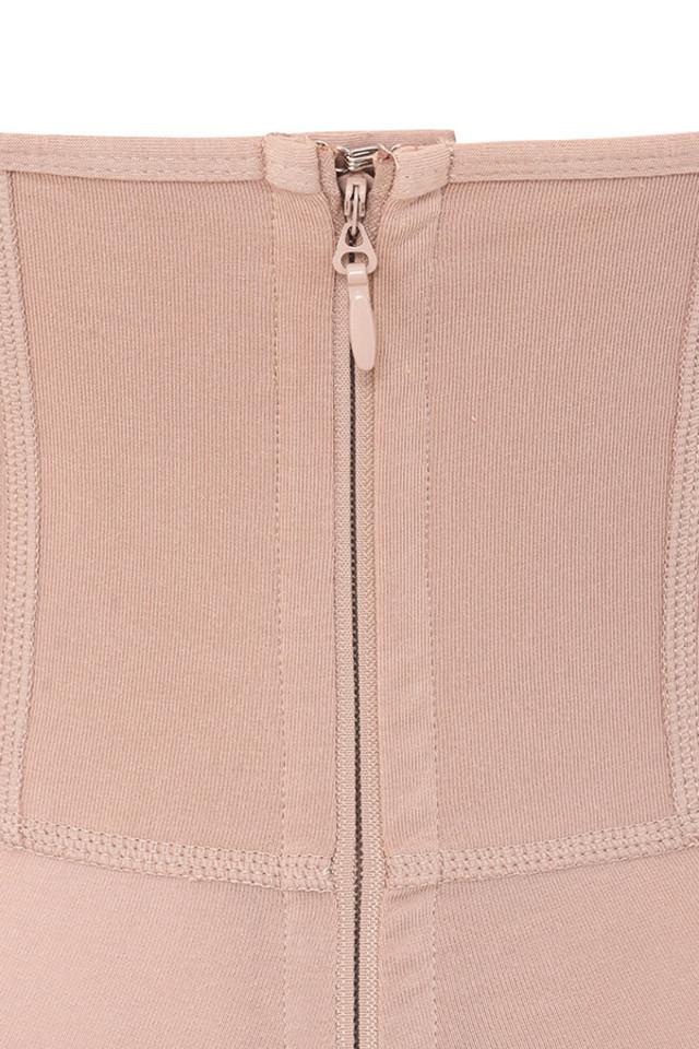 aretina mocha jumpsuit