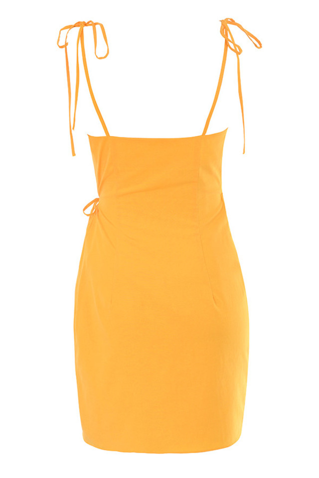 carolina dress in mango