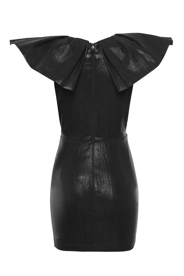 dianna dress in black