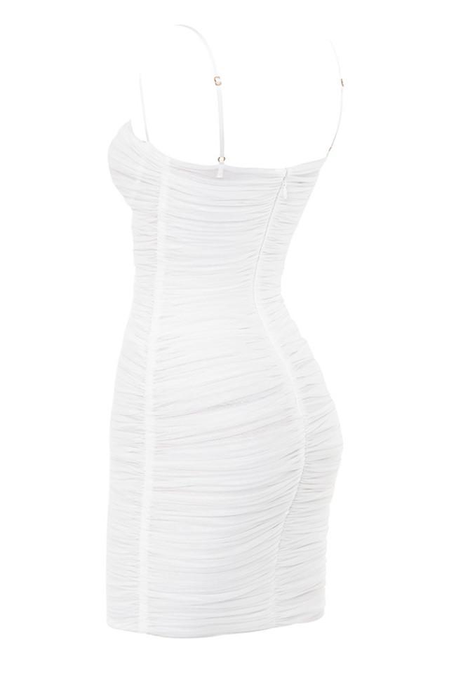 ella in white