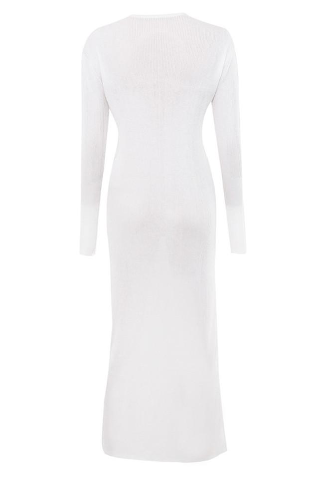 erelle cardigan in white