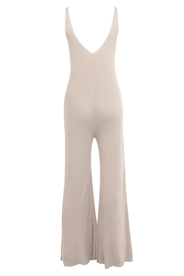 evana jumpsuit in fawn