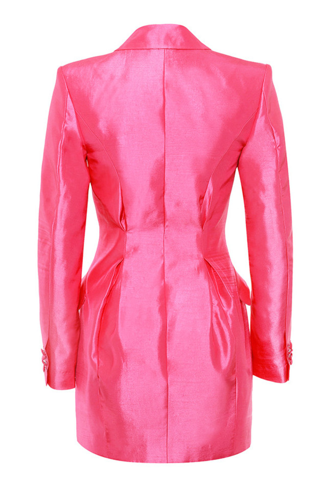 laurica jacket in pink