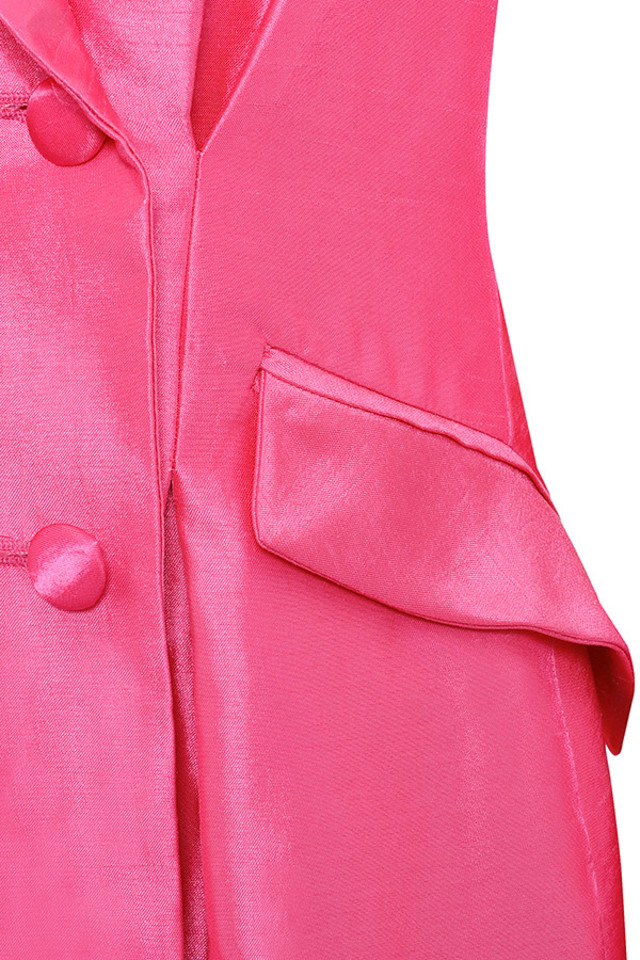 pink laurica jacket
