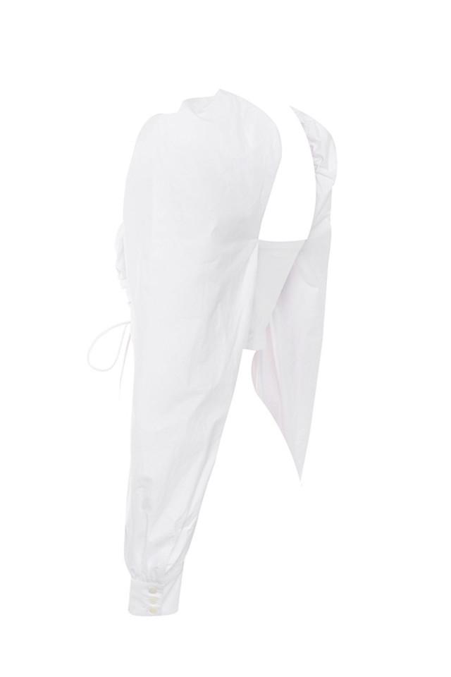 lillianna in white