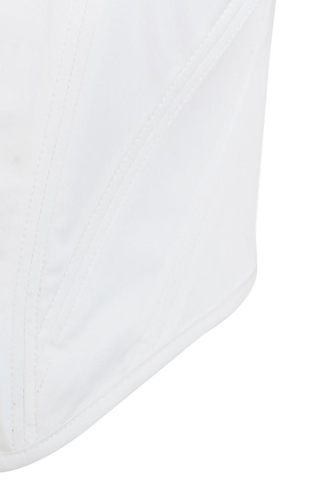 white maura top