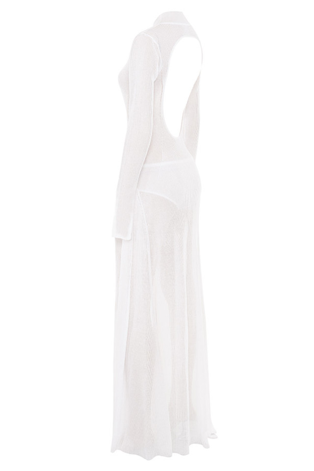 orianna in white