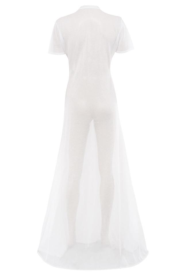 tanne maxi in white